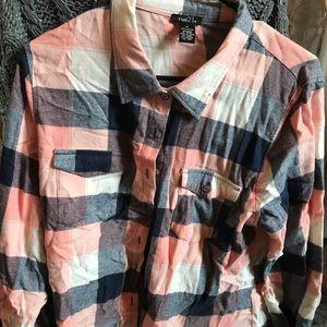 RUe 21 flannel